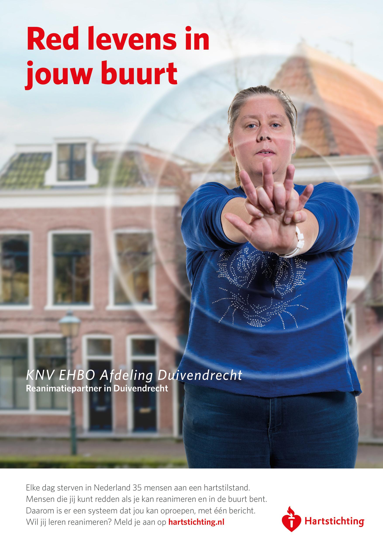 KNV EHBO Afdeling Duivendrecht - staand